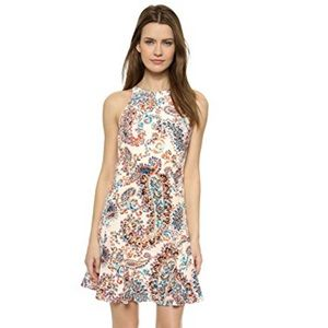 Shoshanna Behati Silk Dress